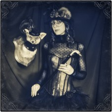 Madame Callista and her Madame.