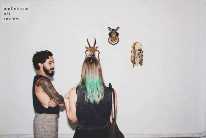 photo by Matto Lucas -melbourne art review
