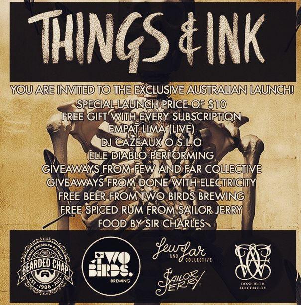 thingsandink