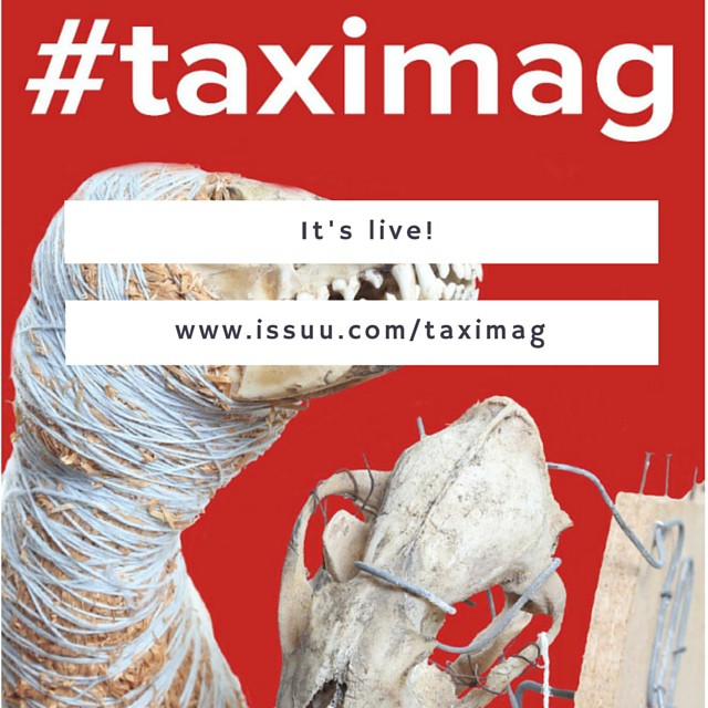 #taximag Issue 3 is live.