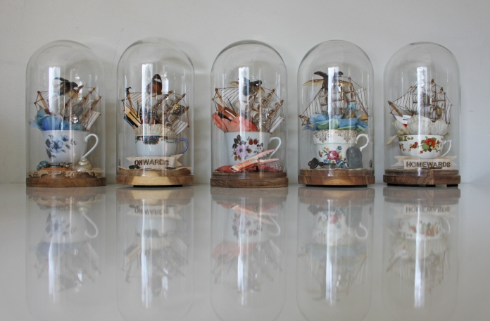 Tales of the High Sea, Tea Clipper Domes