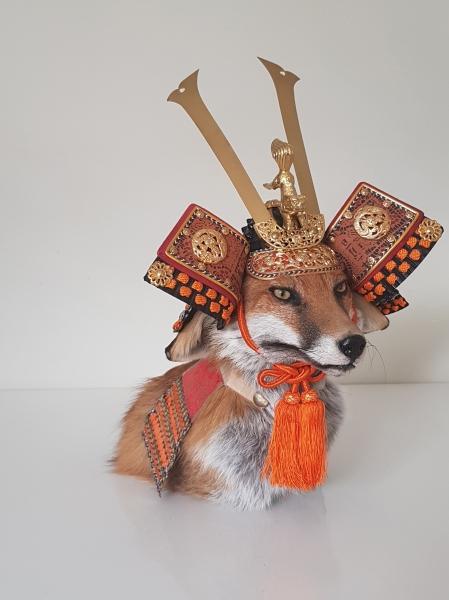 Lucia Mocnay The Samurai