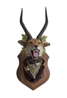 Claude Grunfeld - The Forest Vagabond
